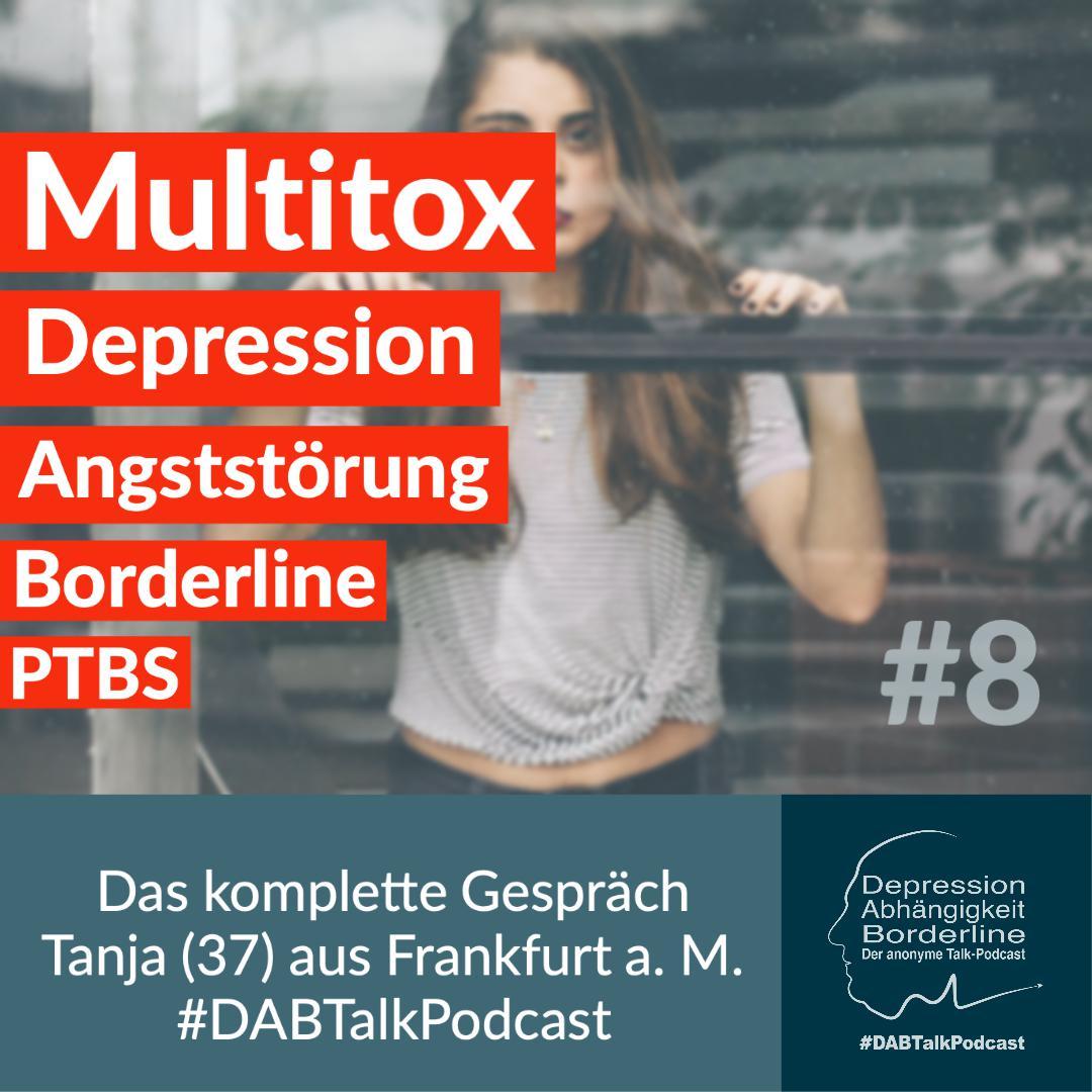 Depression, Abhängigkeit, Borderline - Der anonyme Talk