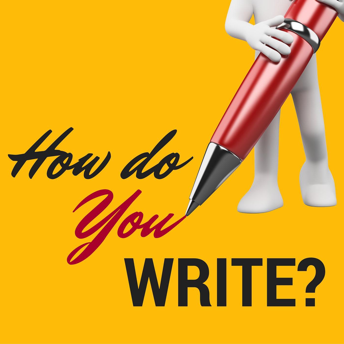 How Do You Write (podcast) - Rachael Herron  Listen Notes