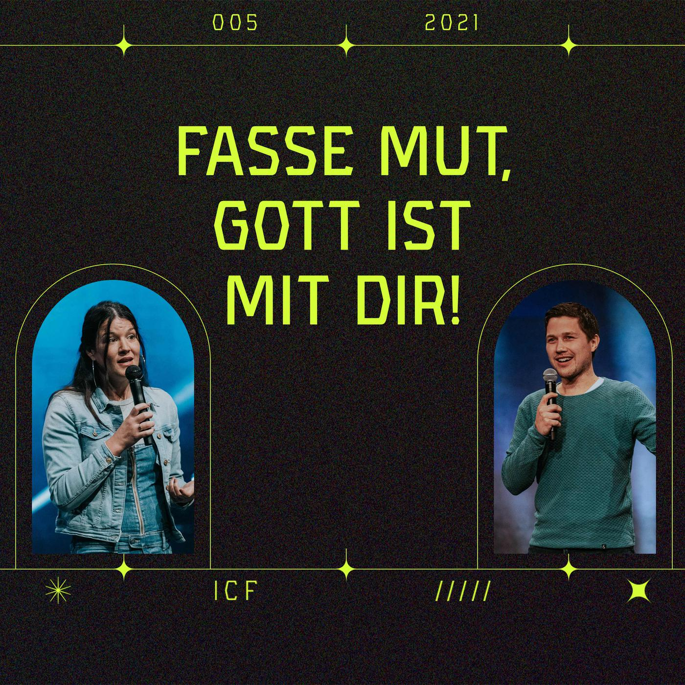ICF München | Audio-Podcast - ICF München e.V. | Listen Notes