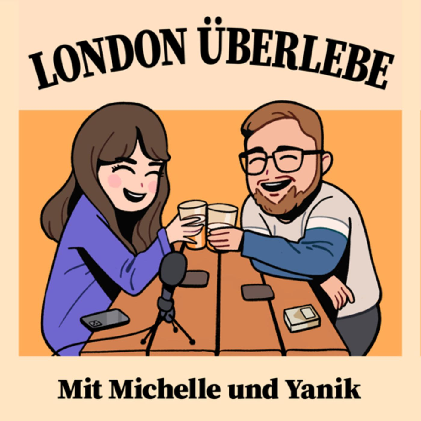 COME DINE WITH ME   LONDON ÜBERLEBE podcast   Listen Notes