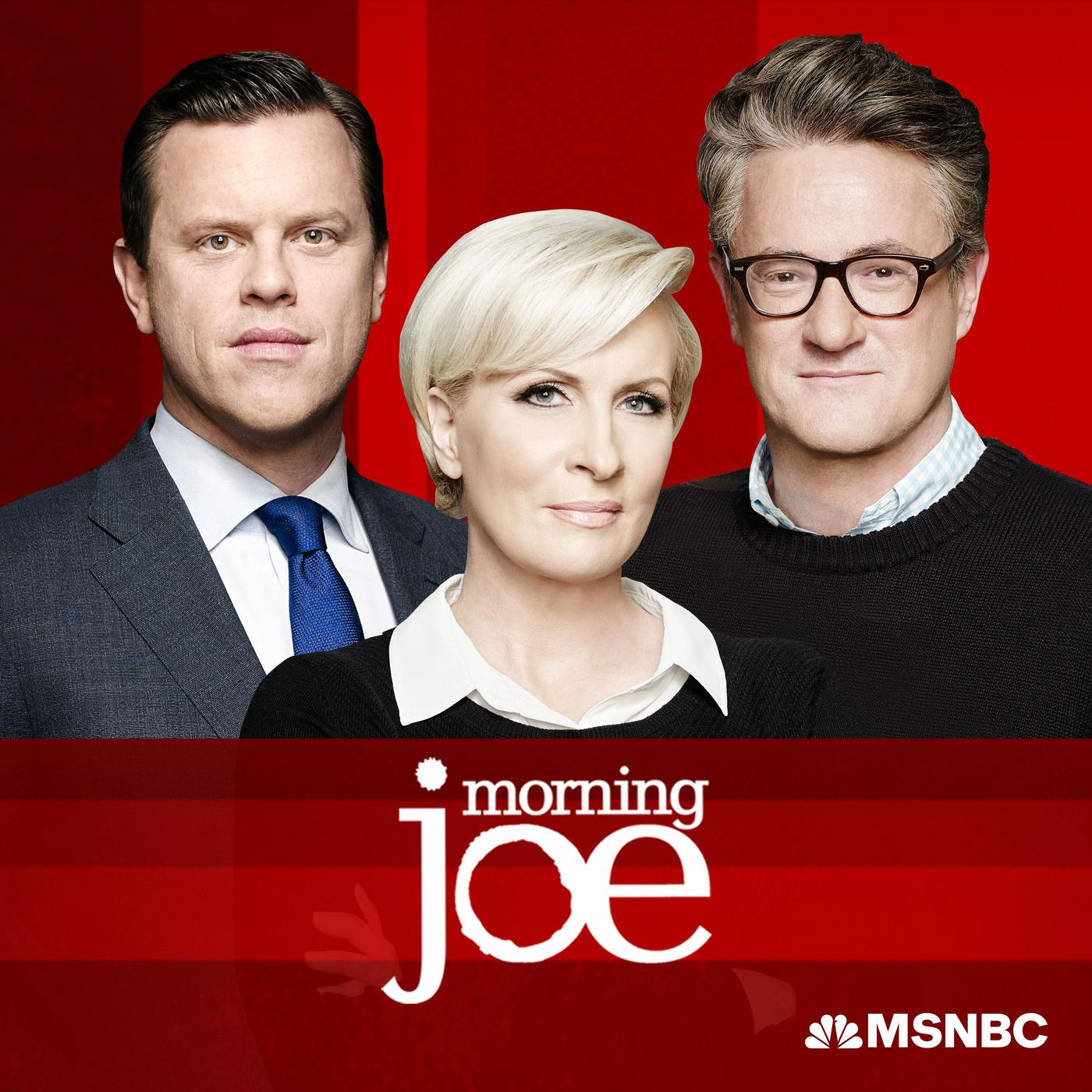 Joe Scarborough and Mika Brzezinski, MSNBC