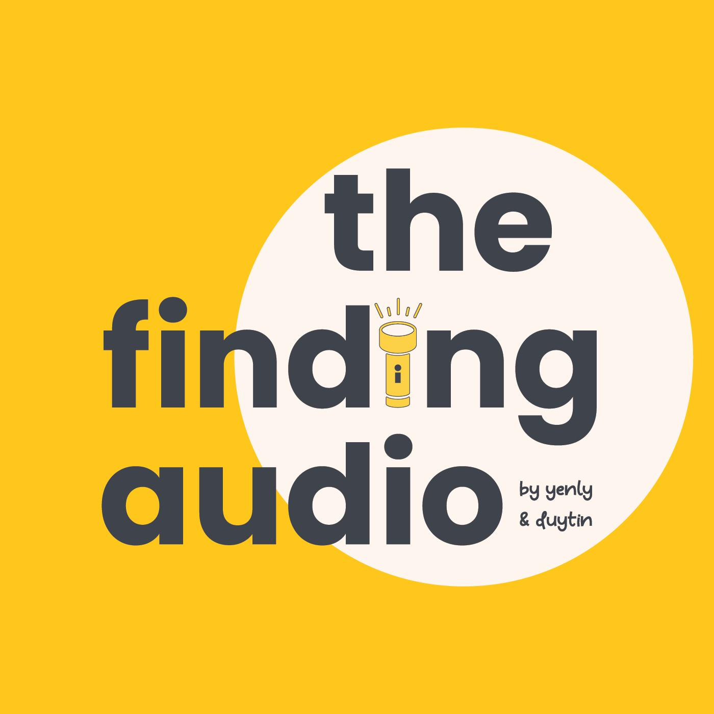the finding audio