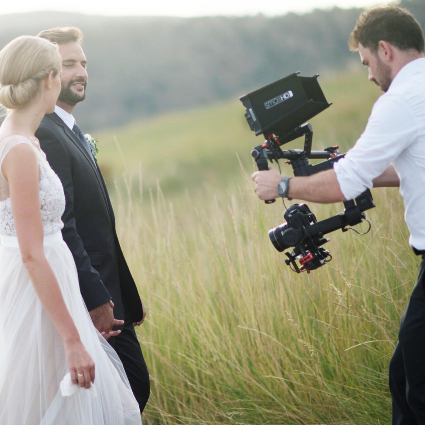 The Wedding Videography