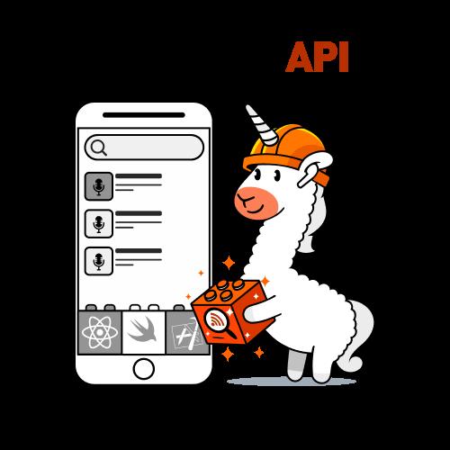 Podcast API